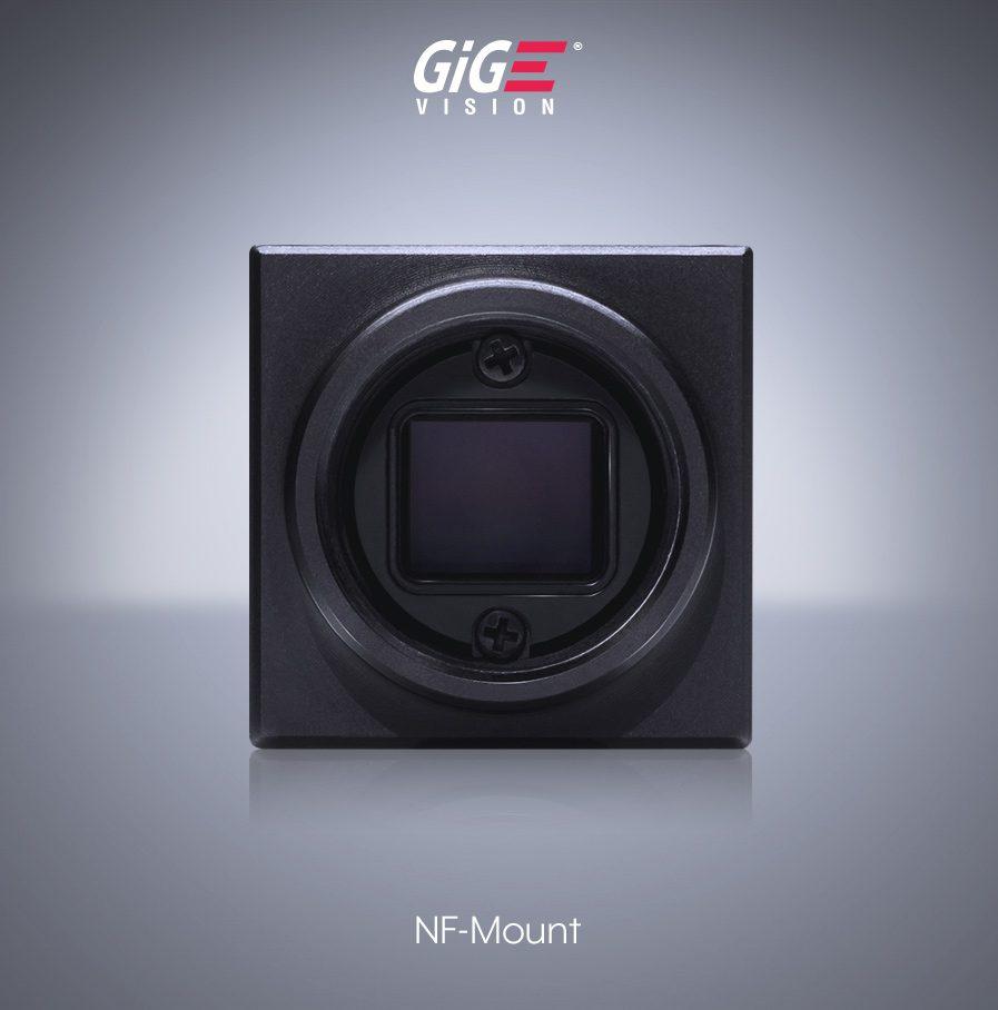 Phoenix Bildverarbeitende Kamera NF-mount