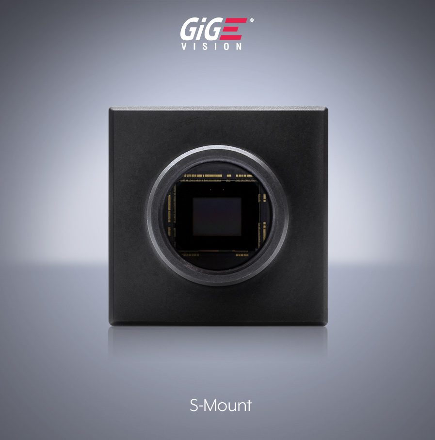 Phoenix S-Mount GigE Vision Camera