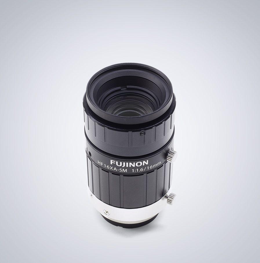 HF16XA-5M 16 mm C-Mount Objektiv Fujinon HF16XA-5M - 1.6/16mm