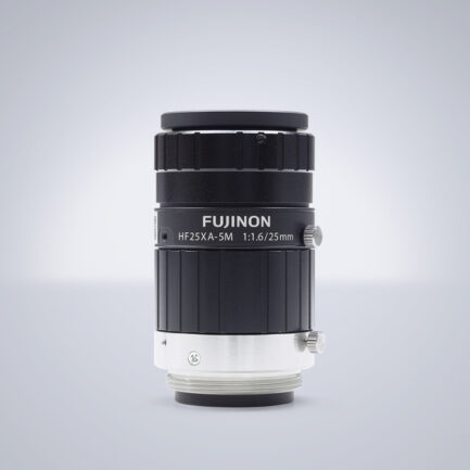 25 mm C-Mount Objektiv Fujinon HF25XA-5M - 1.6/25mm