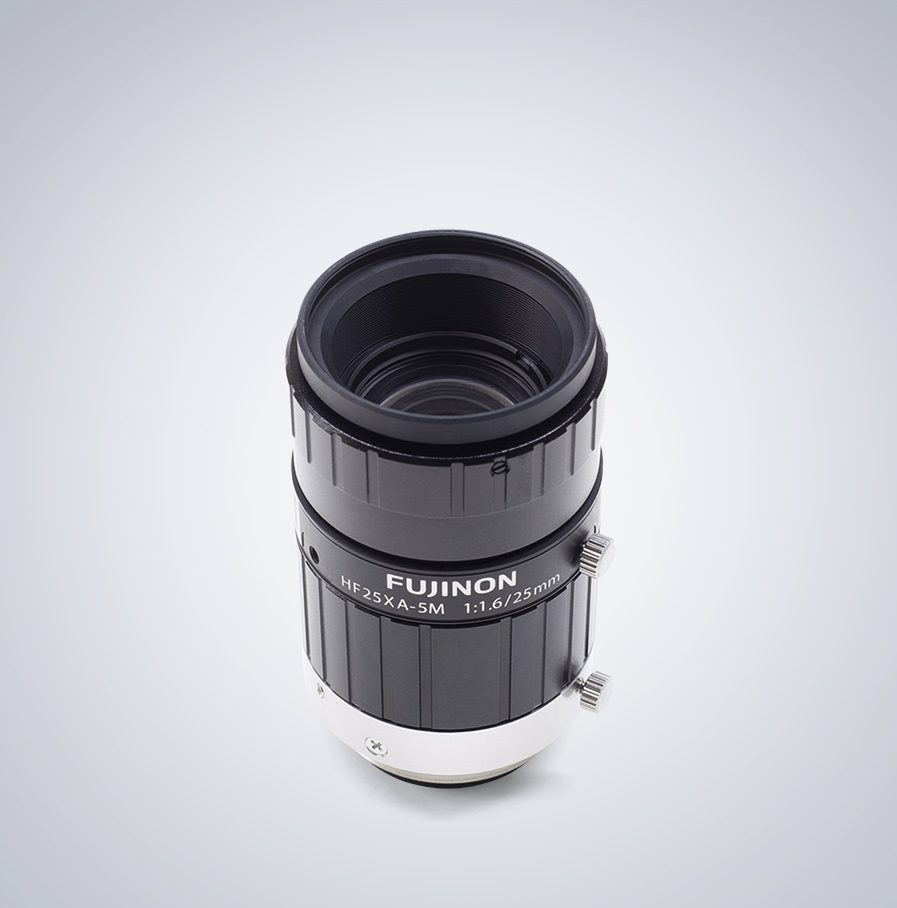 25 mm C-Mount Objektiv Fujinon HF25XA-5M - 1.6/25mm