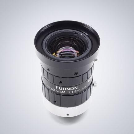 HF6XA-5M 6 mm C-Mount Objektiv Fujinon HF6XA-5M - 1.9/6mm