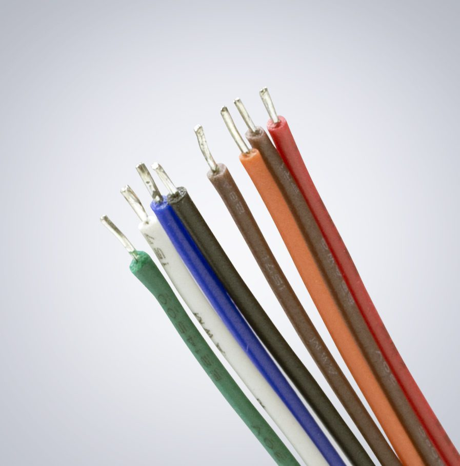 GPIO 8P20 wires