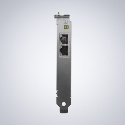 ADLINK 2-CH PCIe GigE Vision PoE+ Netzwerkkarte