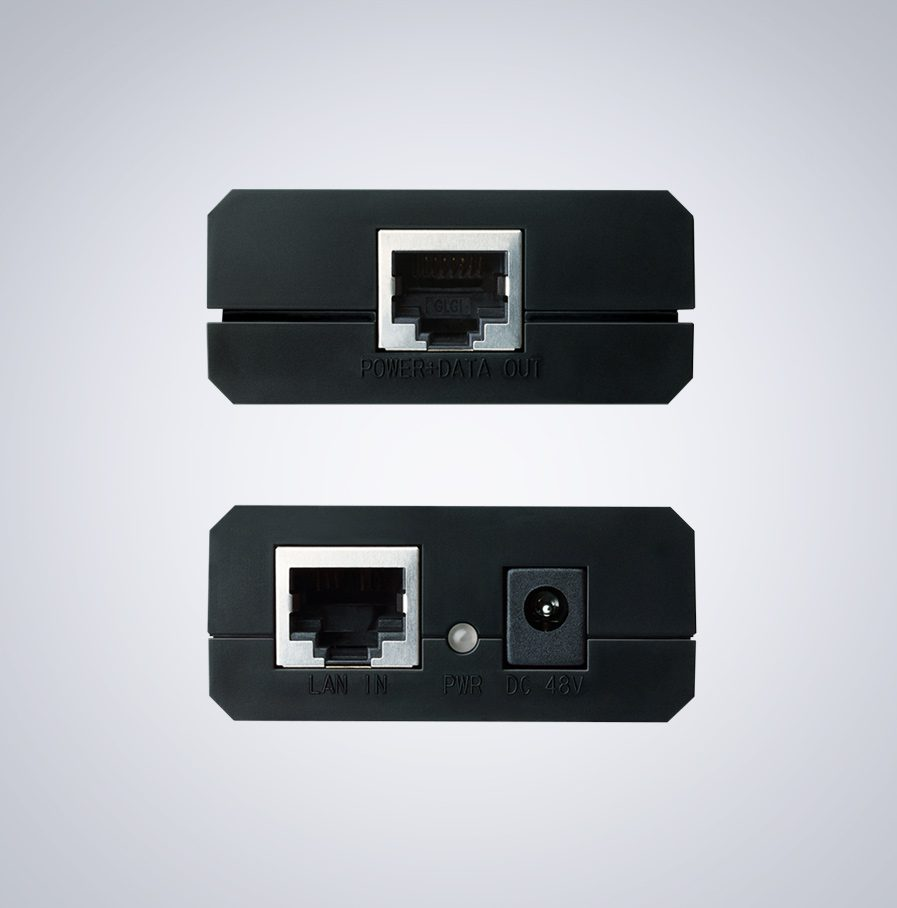 TP-Link 1GbE 15.4W PoE Injektor