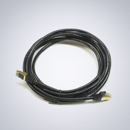 ethernet cat6a cable coil 2m