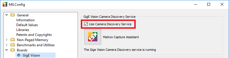 MATROX GIGE VISION FILTER DRIVER FOR MAC DOWNLOAD