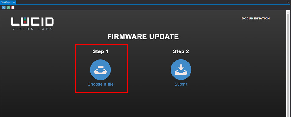 Welcome to ArenaView Firmware Update 2