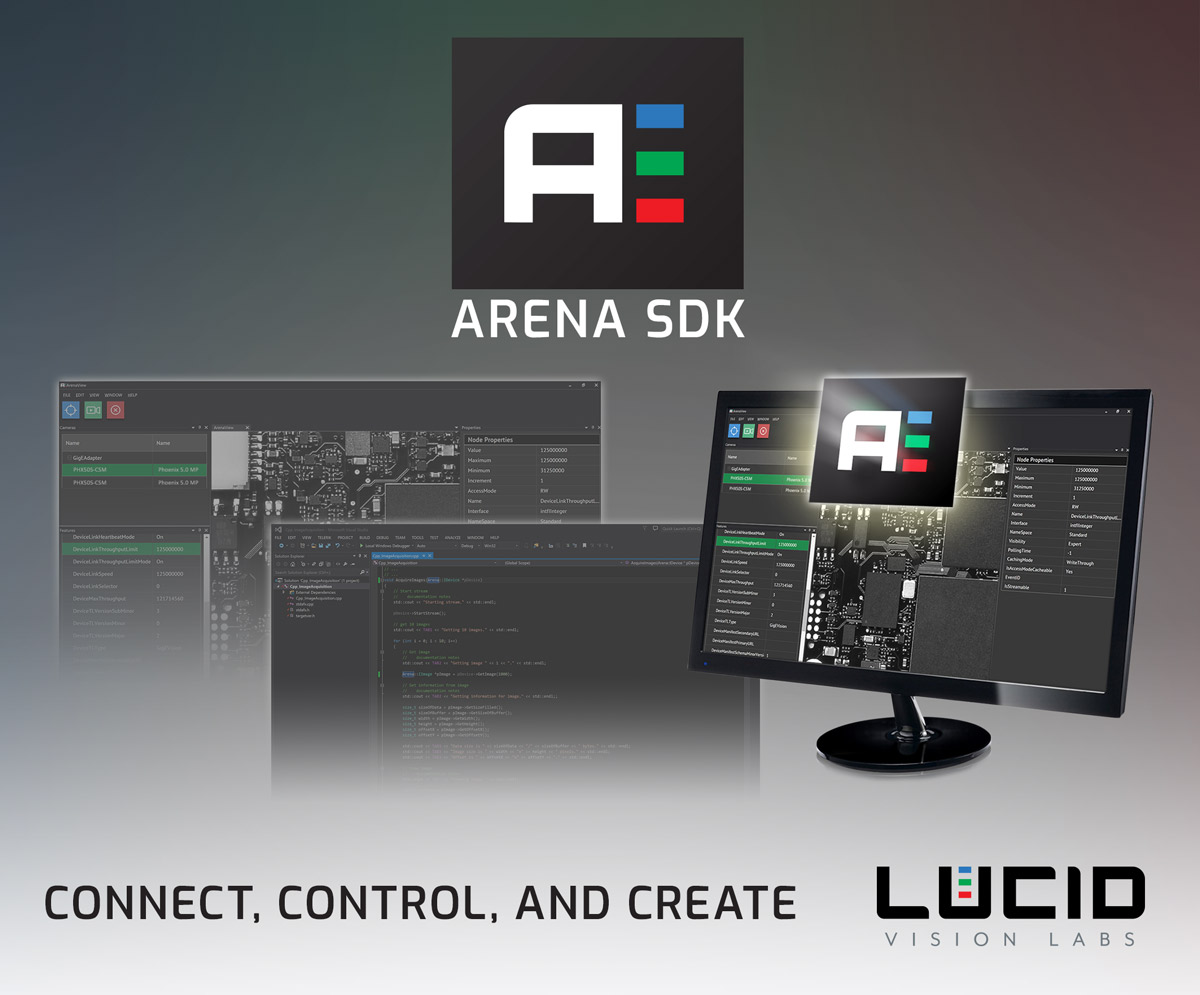 Arena SDK by LUCID