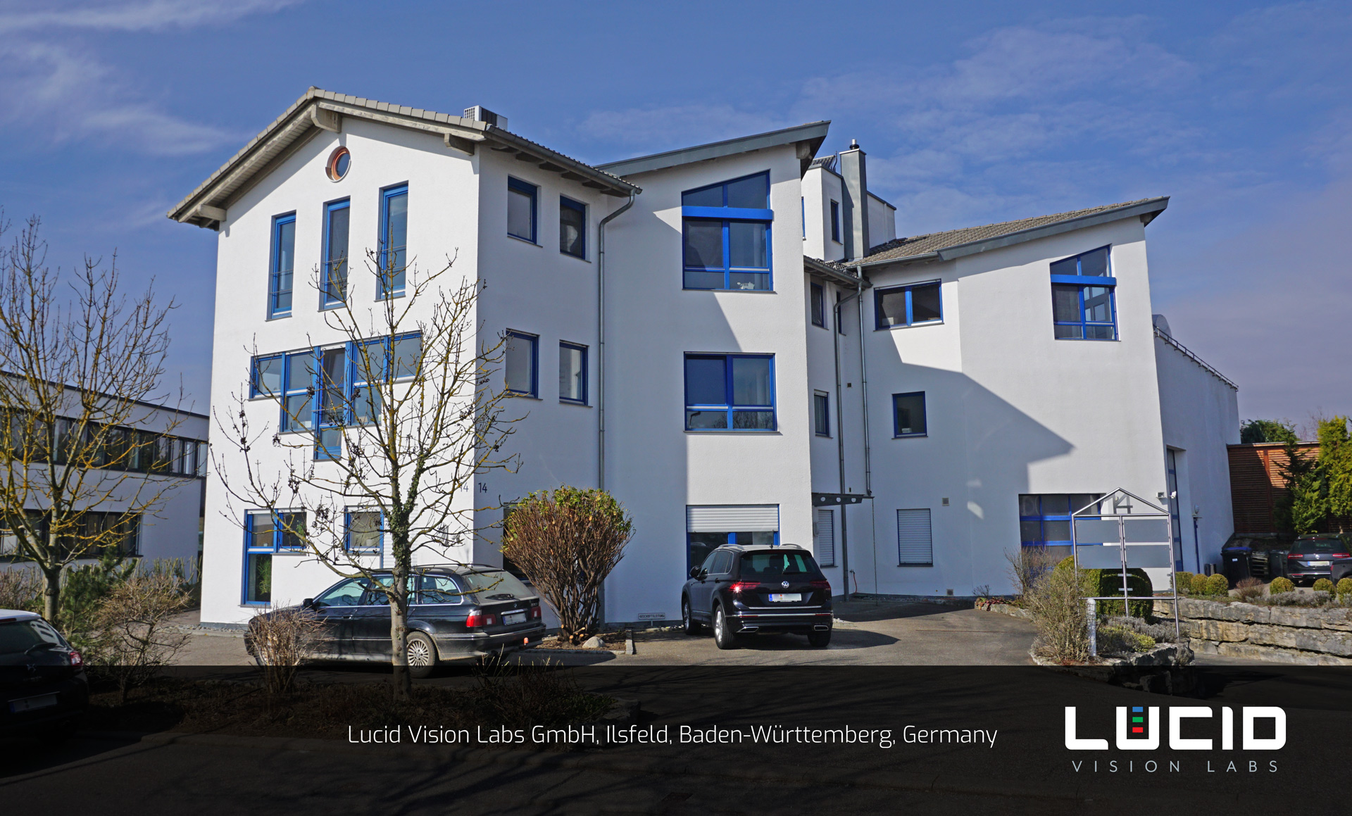 Lucid Vision Labs Germany Office