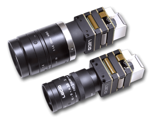 Lucid Phoenix NF-mount and C-Mount industrial camera
