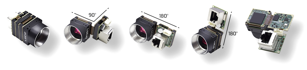 Phoenix Industrial transformable camera