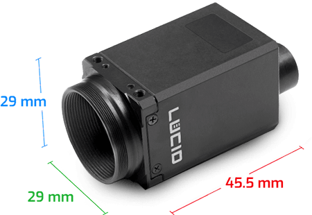 Triton Camera for Machine Vision