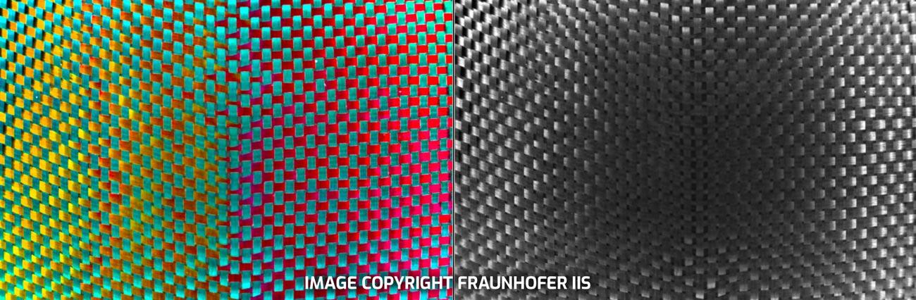 Carbon Fiber Polarized Inspection