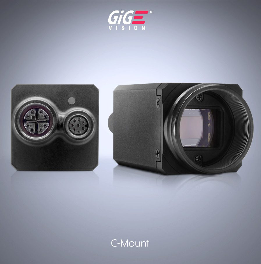 Triton C-Mount, Machine Vision-Kamera IP67
