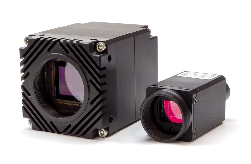 Atlas and Triton Cameras