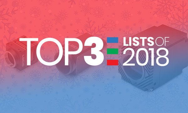 LUCID's Top 3 Lists for 2018