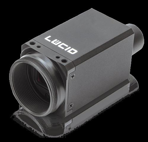 Triton industrial camera