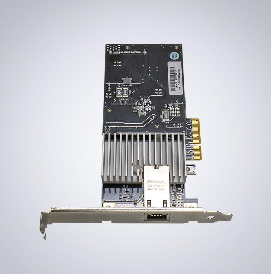 10g/5g/2.5g/1g nbase-t ethernet card GE10-PCIE4XG202P