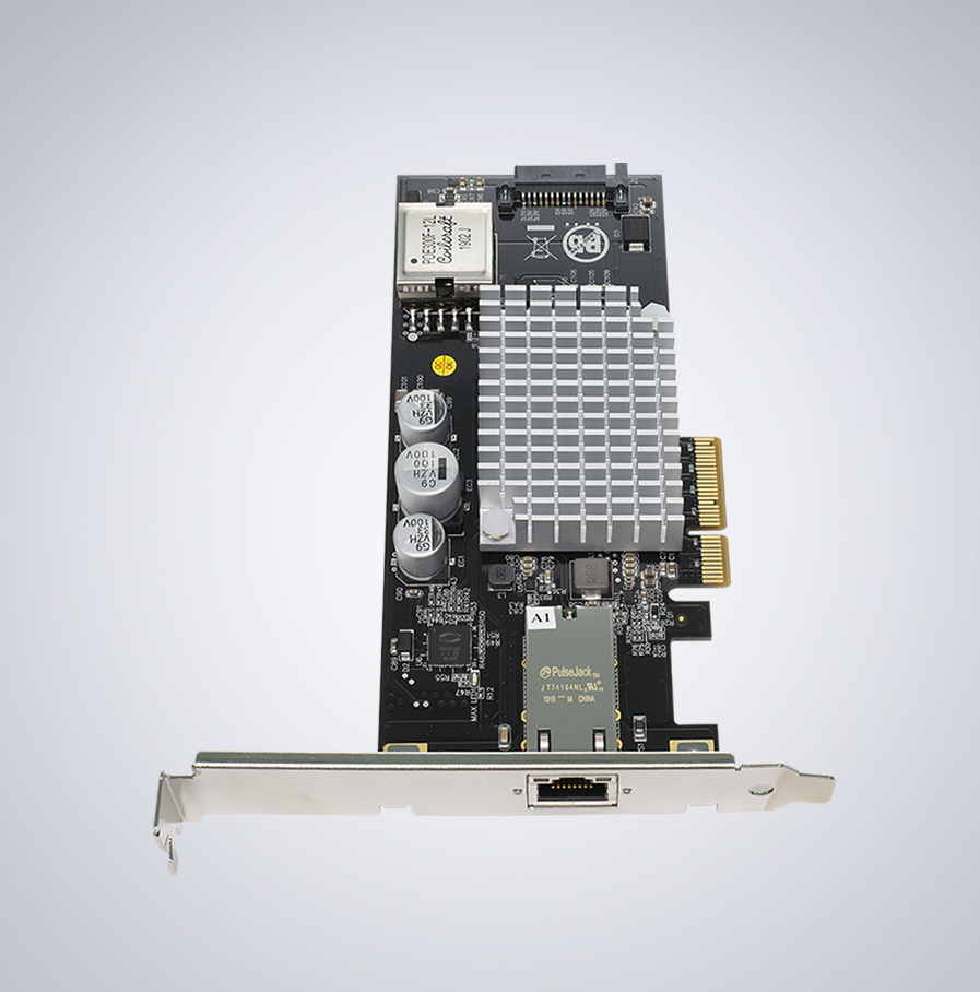 10GigE Interface Card GE10-PCIE4XG301