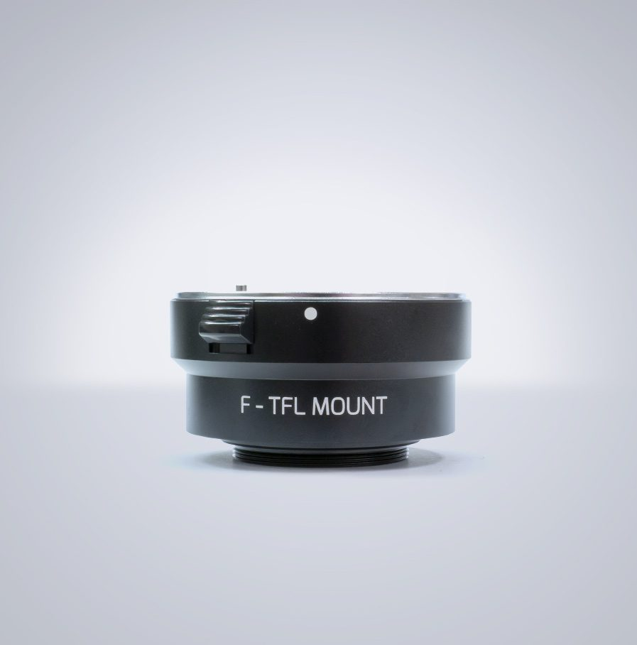 TFL-mount to F-Mount Lens Adapter
