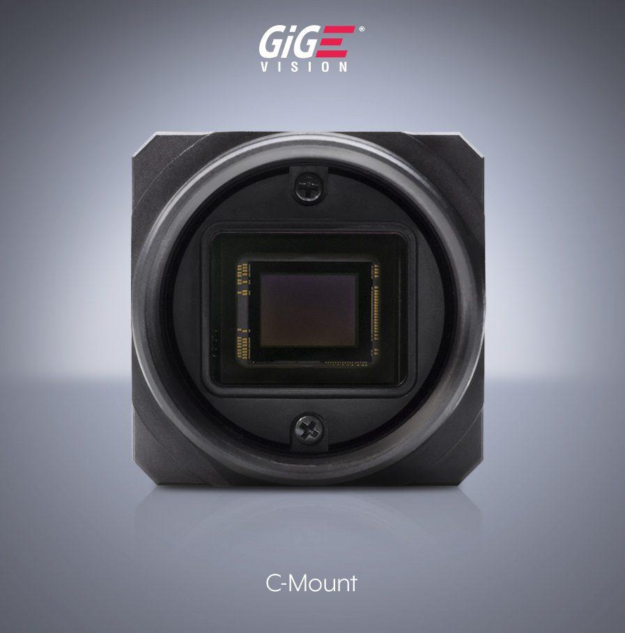 Triton エリアスキャンカメラ 2.3MP Sony IMX392 CMOS GigE