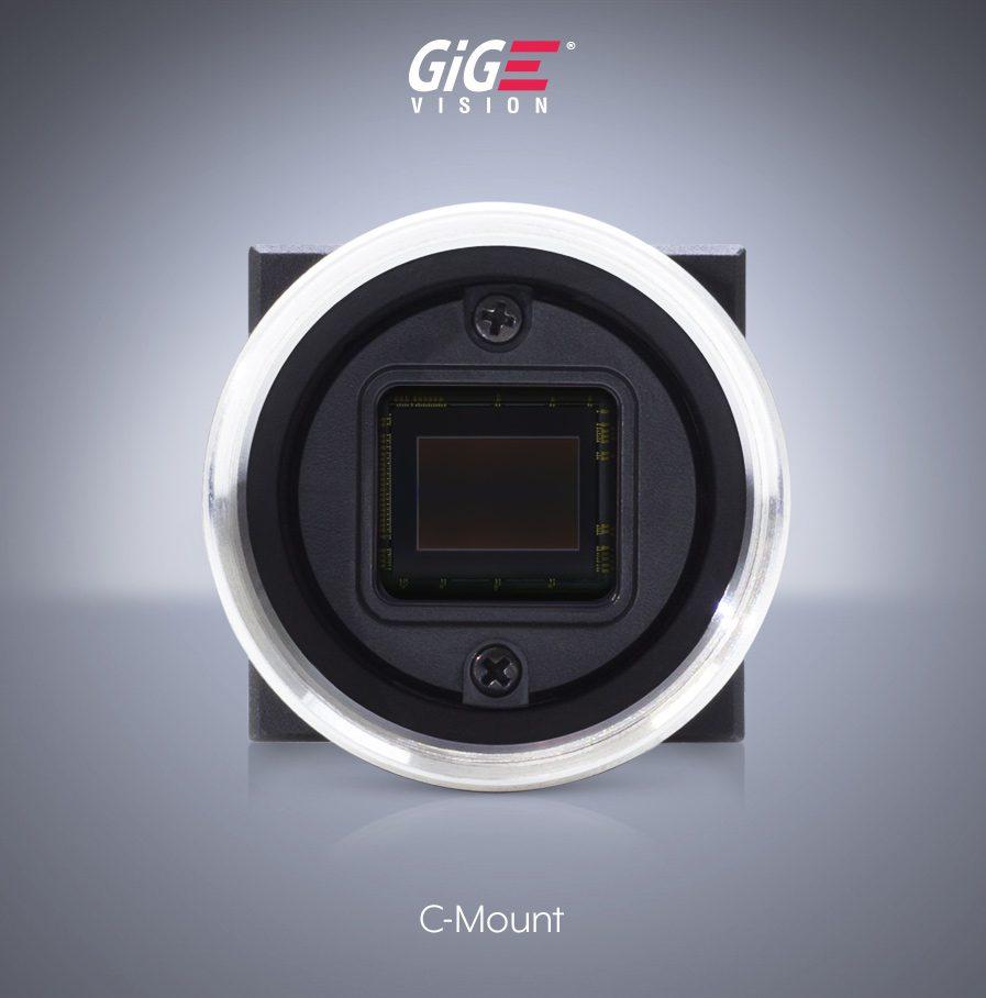 Phoenix エリアスキャンカメラ 6.4MP Cマウント