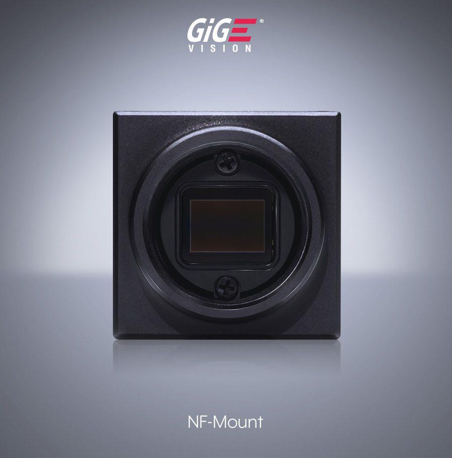 Phoenix エリアスキャンカメラ 6.4MP NFマウント