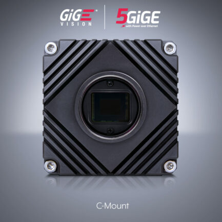 Atlas 2.8 MP 5GigE camera front