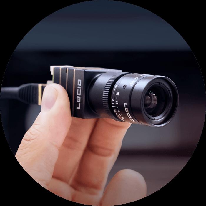 Phoenix Machine Vision Camera
