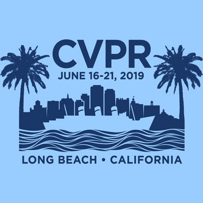 CVPR Long Beach 2019 logo