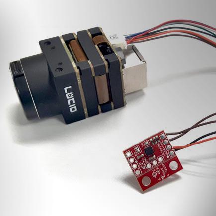 I2C protocol for Lucid cameras