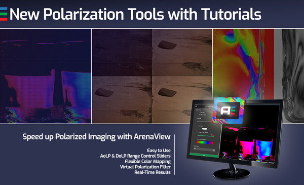 polarization software and firmware on arenaview