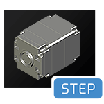 Helios CAD step file