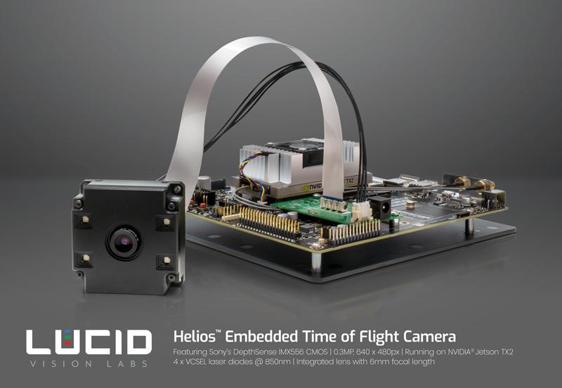 LUCID Helio ToF Module TX2