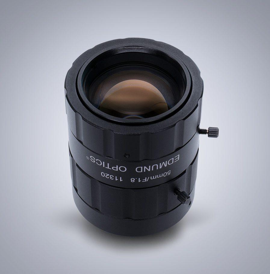 Objektiv mit Festbrennweite der CA-Serie, 50 mm