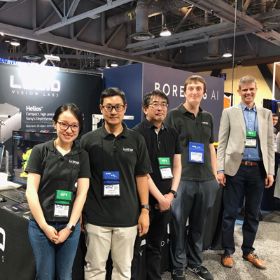 LUCID team at CVPR 2019