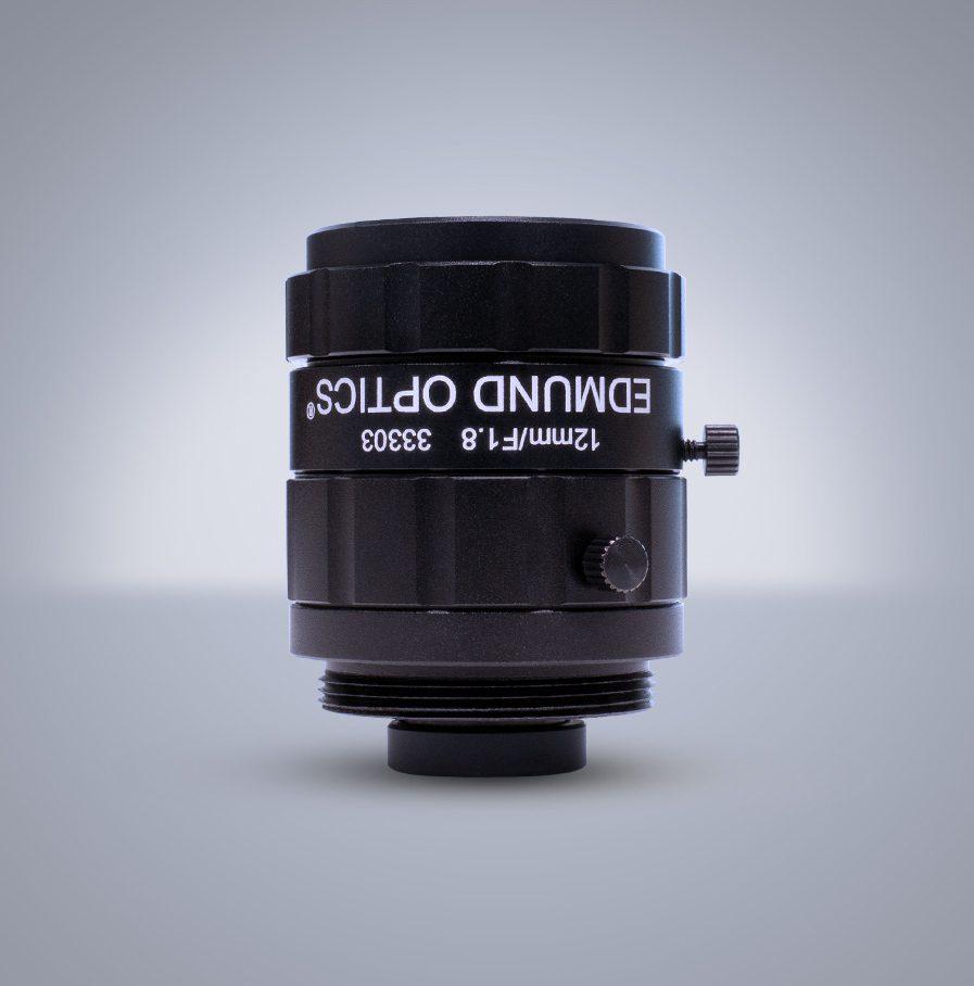 Objektiv mit Festbrennweite der UC-Serie, 12 mm