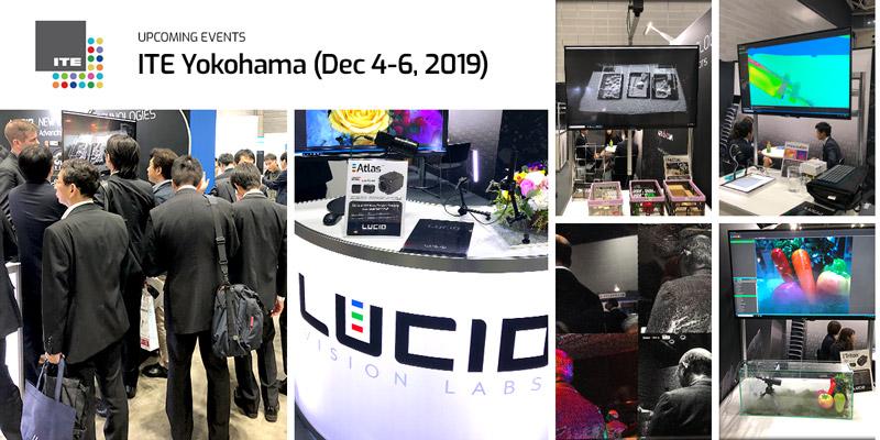 Visit LUCID at ITE Yokohama 2020