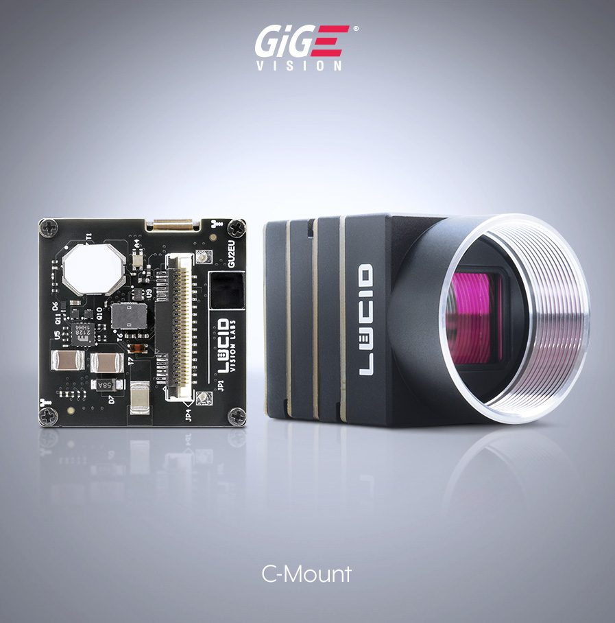 Phoenix Bildverarbeitende Kamera mit FFC Schnittstelle