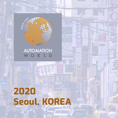 Automation World 2020 Seoul Korea