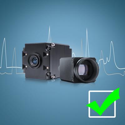 LUCID camera robustness confirmed by standardized shock and vibration tests