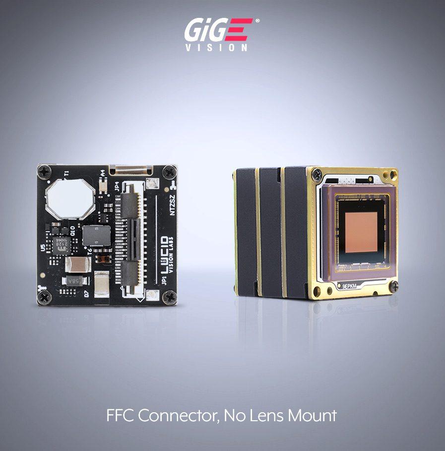 Phoenix Camera, レンズマウントなし FFC Connector