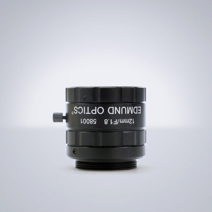 edmund optics #58001 12mm c-series