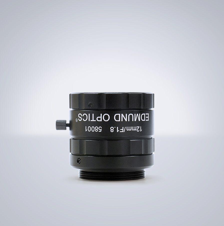 edmund optics #58001 12mm c-series