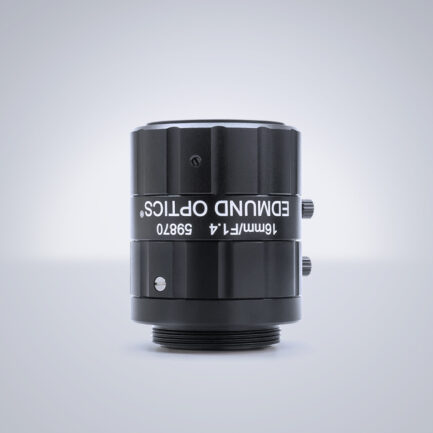 edmund optics #59870 16mm c-series
