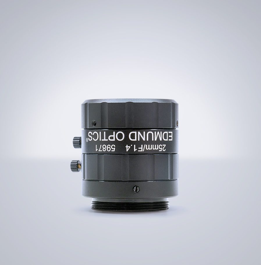edmund optics #59871 25mm c-series