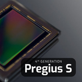 Sonyh Pregius S sensor
