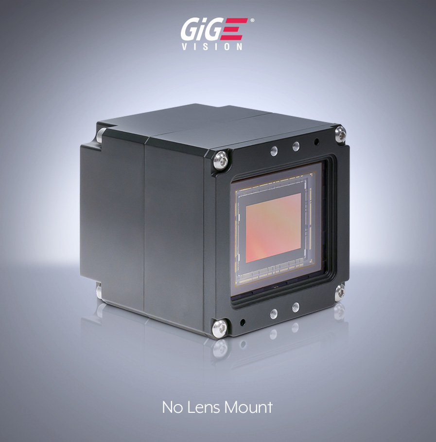 Atlas 5gige No Lens Mount Camera Model