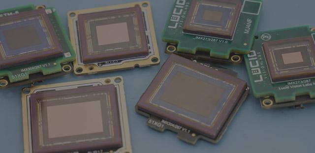 Sony Pregius S 4th Generation Sensors